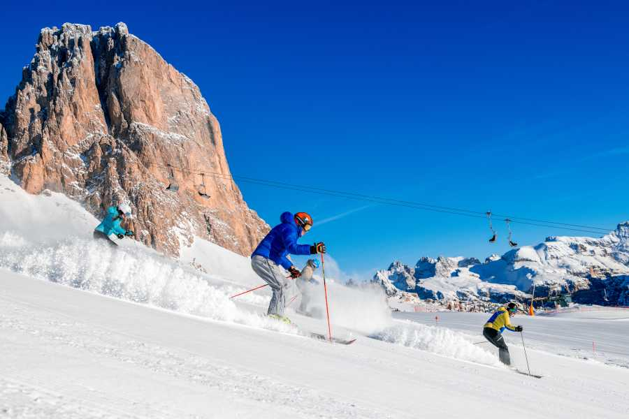 Skiforum SCI ACCOMPAGNATO NEL COMPRENSORIO DEL DOLOMITI SUPERSKI