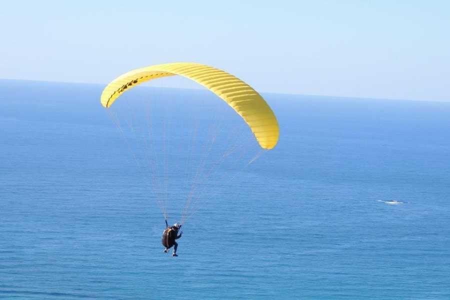 Destination Platanias Paragliding - Balos Lagoon flight 185 EUR