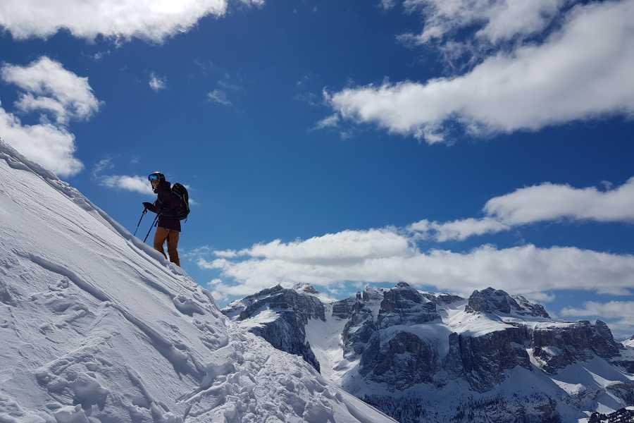 Skiforum WEEKEND INTRODUTTIVO ALLO SCI ALPINISMO