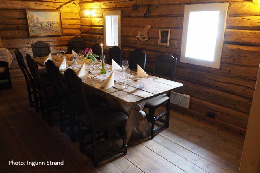 FRAM Spennende opplevelser på Valsøya