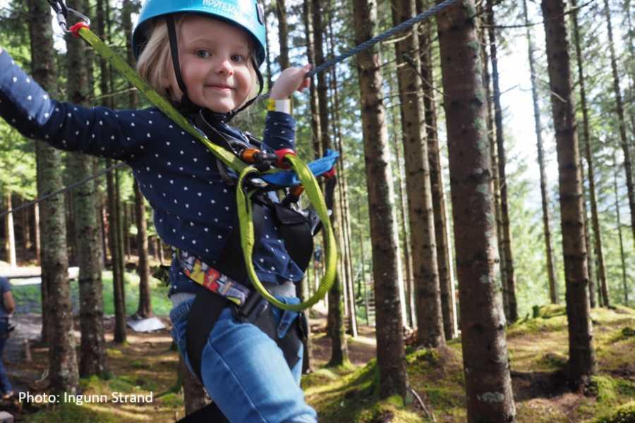 Travel like the locals (Møre og Romsdal) Spennende opplevelser på Valsøya