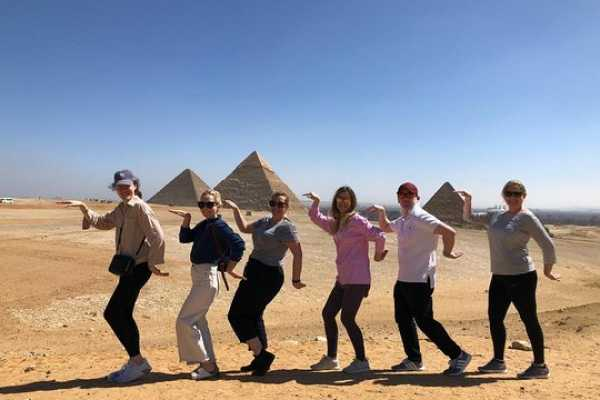 3-Day Private Tour: Giza, Cairo, and Alexandria with free Airport Transfers