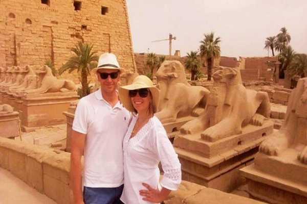 2-Nights-1-Day Private Tour to Luxor from Cairo by Sleeper Train