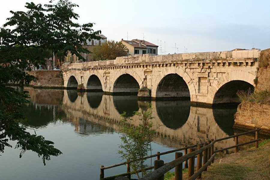 Visit Rimini Fellini 100 Exhibition and  City Tour