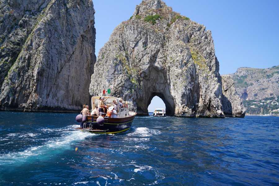 Travel etc Capri Swim & Blue Grotto
