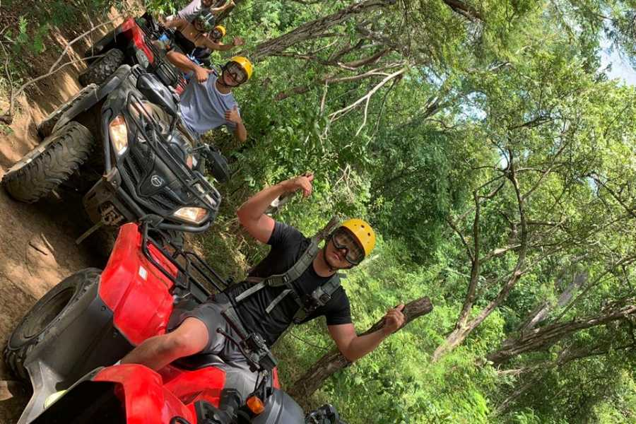 Tour Guanacaste ATV Mountains and Jungles Tour 4 hour tour