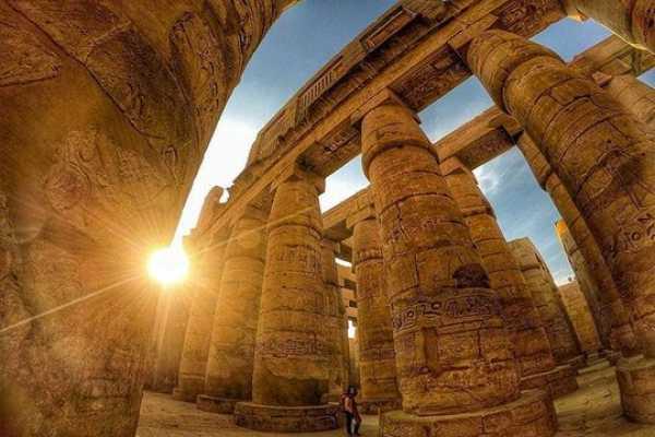 5-Day Tour around Cairo, Luxor and Alexandria from Cairo
