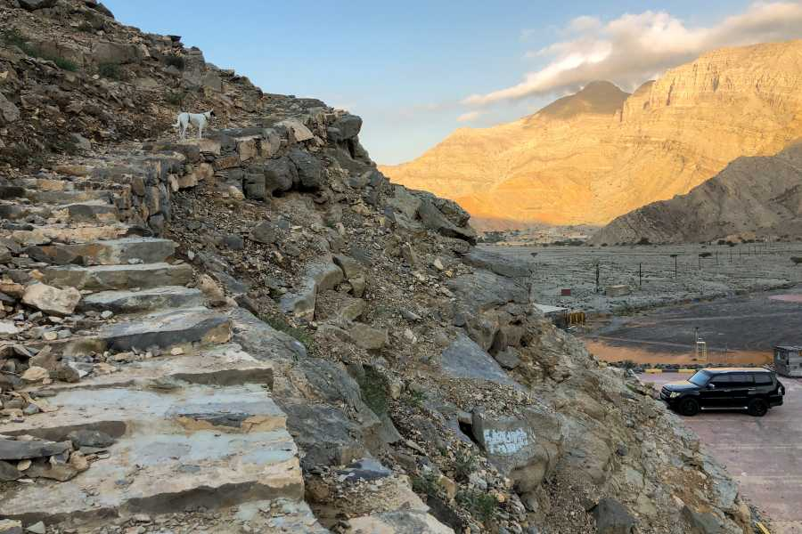 Adventurati Outdoor Scaling Jabal Jais North Side (Fri 12 Feb)