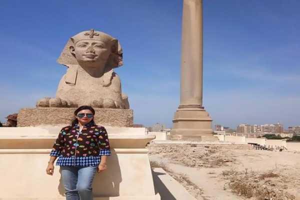 4 day Tour to Giza Alexandria, Cairo and red sea