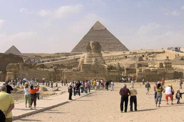 7-Days in Cairo's Hottest Sites