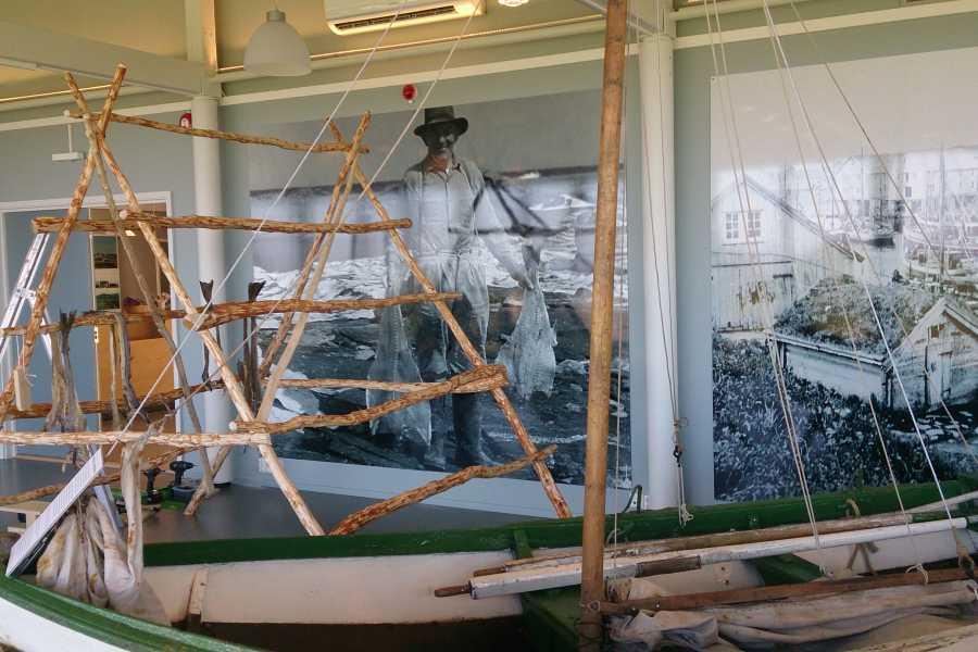 Romsdalsmuseet Billett for Bud Kystmuseum med omvisning