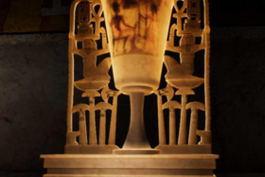 Bologna Welcome - Macchina del Tempo VR TOUR: THE DISCOVERY OF THE TOMB OF TUTANKHAMEN