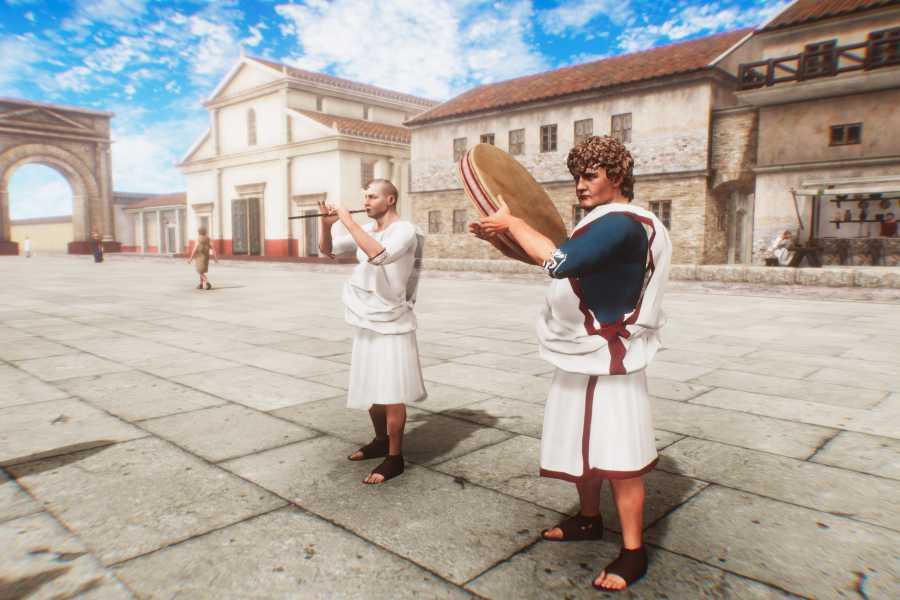 Bologna Welcome - Macchina del Tempo TOUR VIRTUALE DELLA BOLOGNA ROMANA