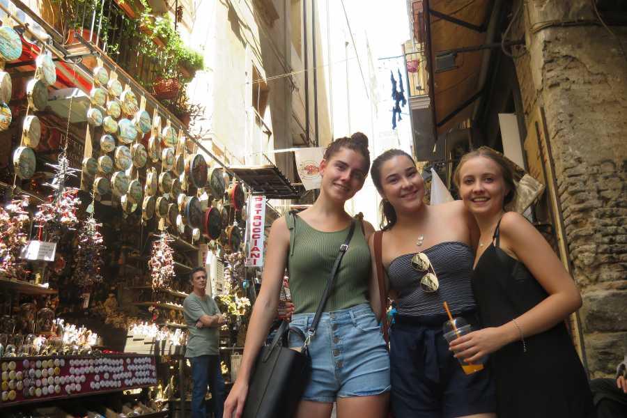 Italy on a Budget tours Amalfi Coast like a local