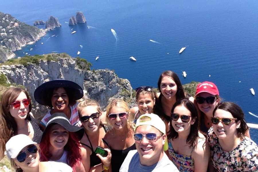 Italy on a Budget tours Amalfi Coast like a local