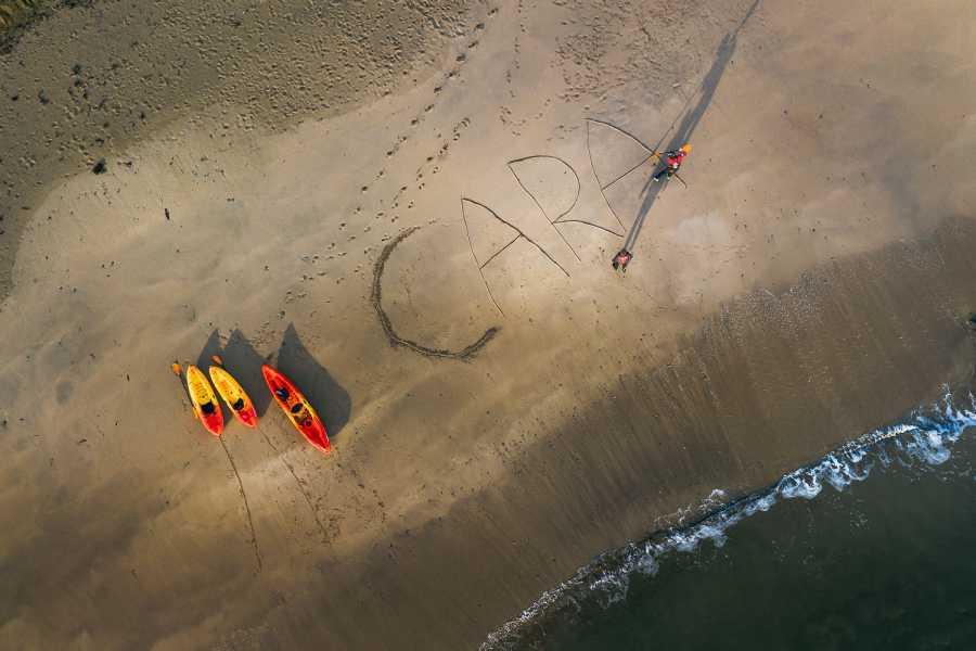 The Irish Experience Tintern Abbey Kayaking Experience