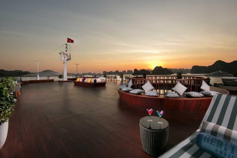 Friends Travel Vietnam Heritage Cruises Binh Chuan Cat Ba Archipelago  | 3D2N Lan Ha Bay