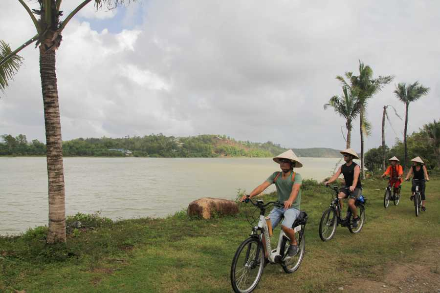 Friends Travel Vietnam Hue Full day Tour with Electric Bike