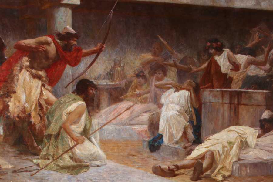 Emilia Romagna Welcome Ulysses - Art & Myth