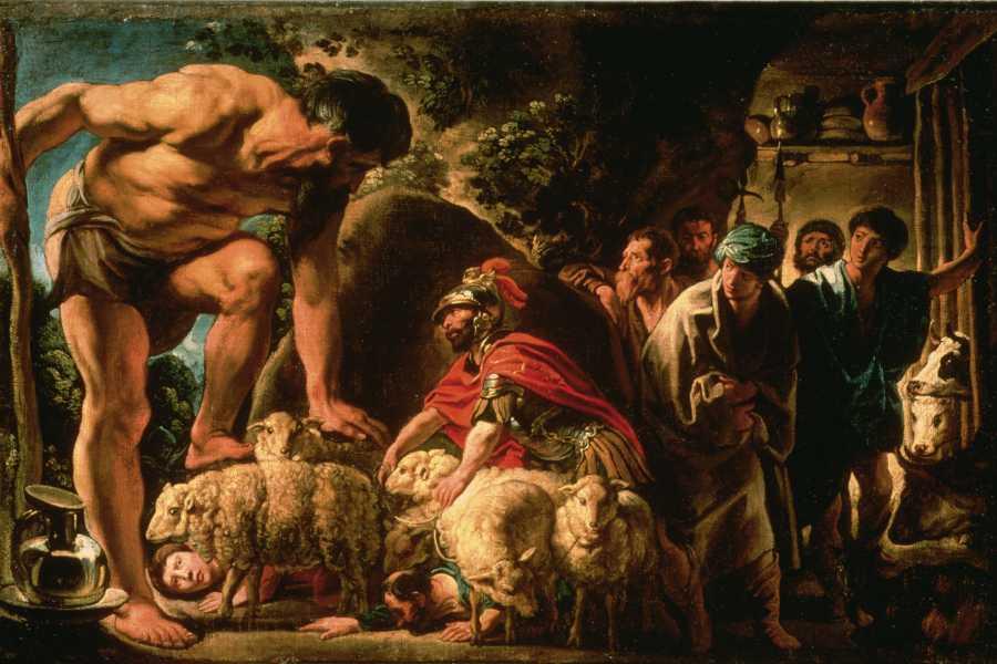 Emilia Romagna Welcome Ulisse - l'Arte e il Mito