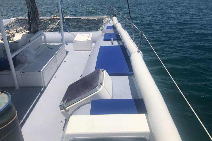 Tour Guanacaste Timarouba Catamaran Tour