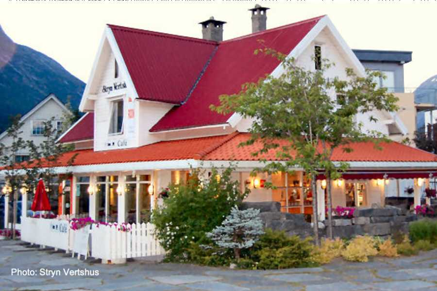 FRAM Ålesund - Stryn (en veg)