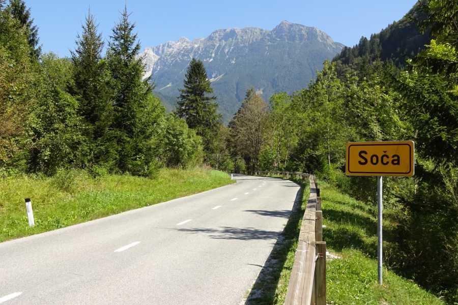 ToDoInSlovenia, brand of Kompas d.d. Soča Valley Tour & Kranjska gora with Lunch – The Emerald pearl of the Alps