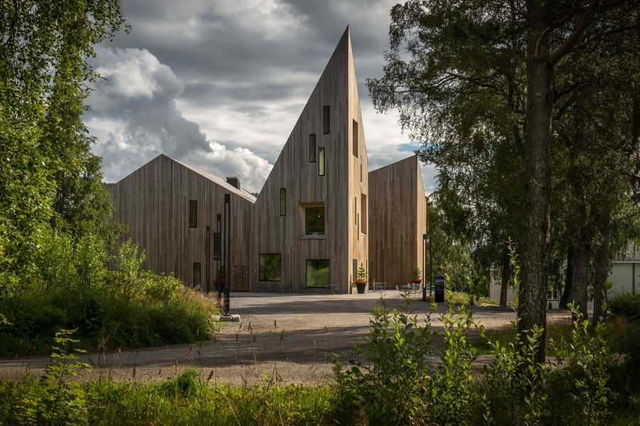 Romsdalsmuseet Billett Levende museum og utstillinger på Krona
