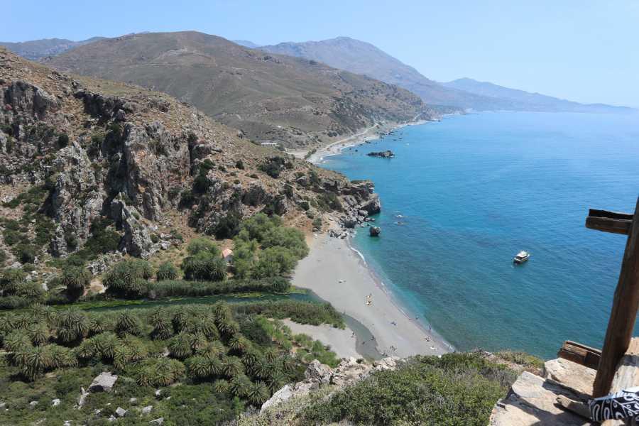 Destination Platanias PREVELI BEACH - NEW!!!