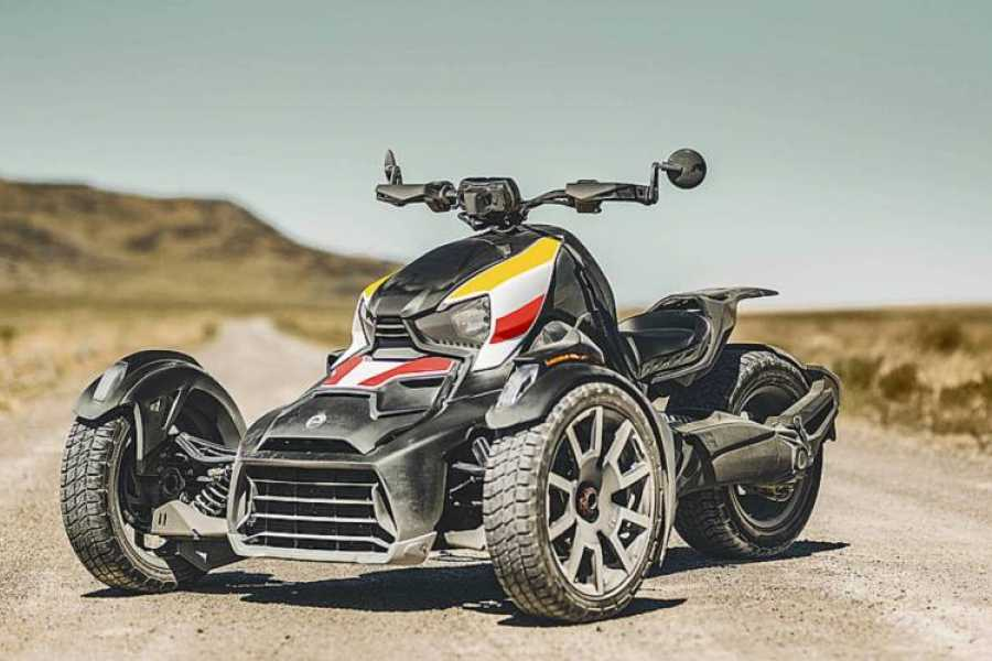 BuggyPark by HB-Adventure Switzerland Guided Tour with new CanAm Ryker