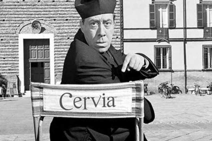 Cervia Turismo Literarische Stadtwanderung in Cervia