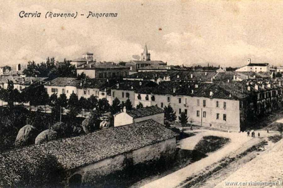 Cervia Turismo Vue d'ensemble de Cervia