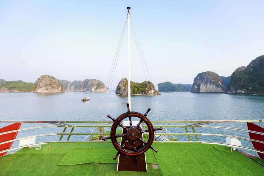 OCEAN TOURS LAN HA & HA LONG BAY  2D 1N