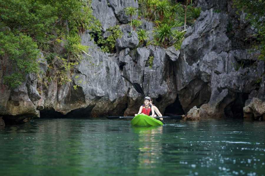 OCEAN TOURS CATBA ADVENTURE & BOATTING LANHA BAY 3D2N