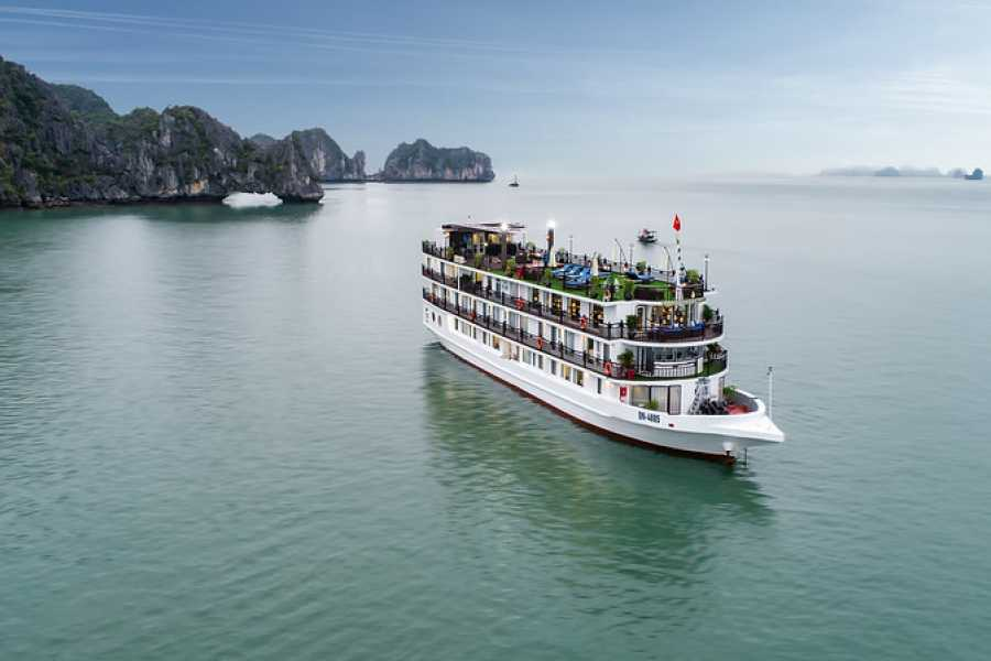 OCEAN TOURS LUXURY 5* MARGARET CRUISES 2DAYS
