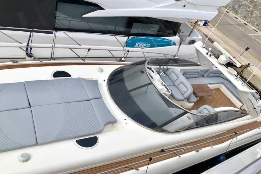 SailandPlay,SLU 8 Hour Full Day SUMMER 2020 Sunseeker Predator 60 Cruise