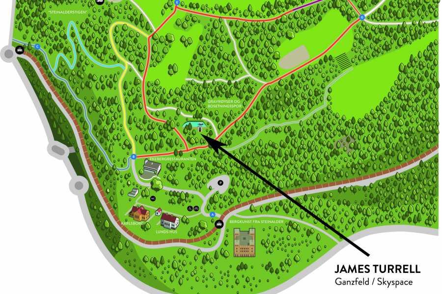 Ekebergparken SOUND / IN LIGHT 2020