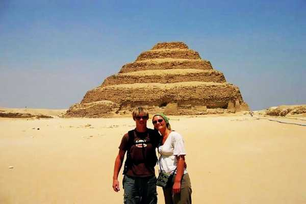 8-Day Enchanting Egypt Tour W/ Domestic Flights: Cairo - Pyramids - Nile Cruise