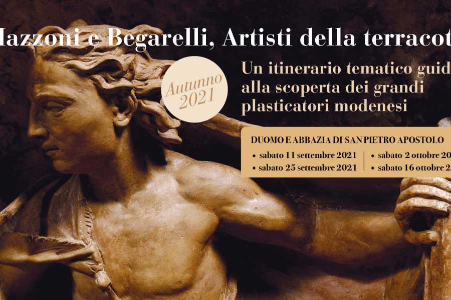 Modenatur Visita guidata Mazzoni e Begarelli, artisti della terracotta