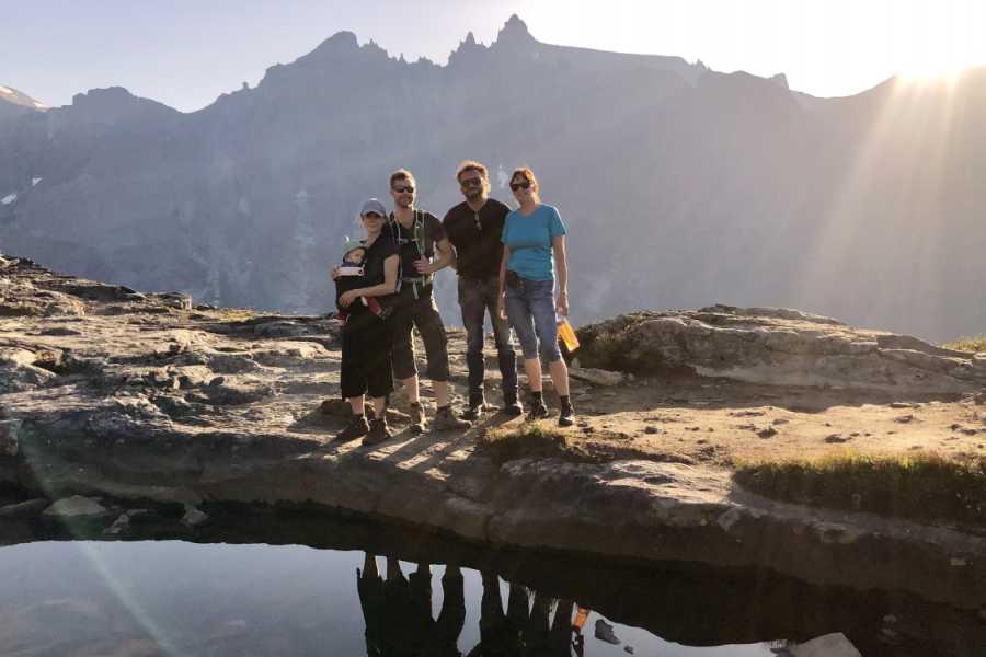 Friluftslek Fjelltur til Trollveggen Viewpoint (Litlefjellet)