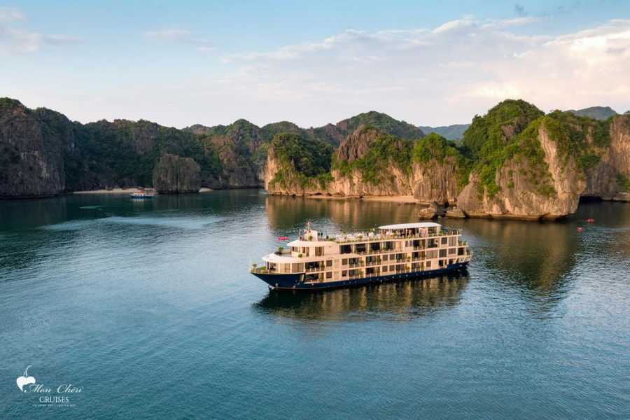 OCEAN TOURS LUX MON CHERI 5* two night cruise