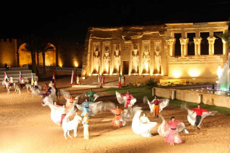 Excursies Egypte Alf Leila Wa Leila Show tour from Hurghada