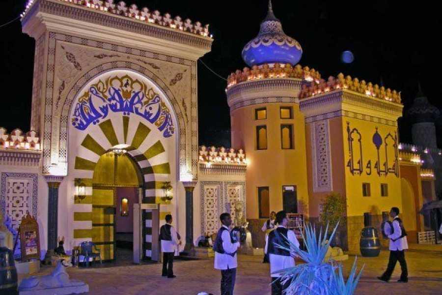 Excursies Egypte Alf Leila Wa Leila Show tour from Makadi