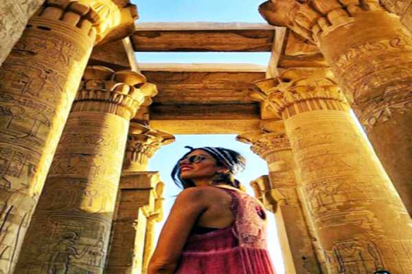 2 days 1 night Luxor and Aswan and abu simple by Round flight from Cairo