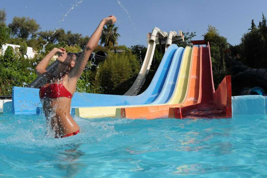 Destination Platanias AQUA CRETA Limnoupolis Waterpark, TRANSFER from Rethymnon