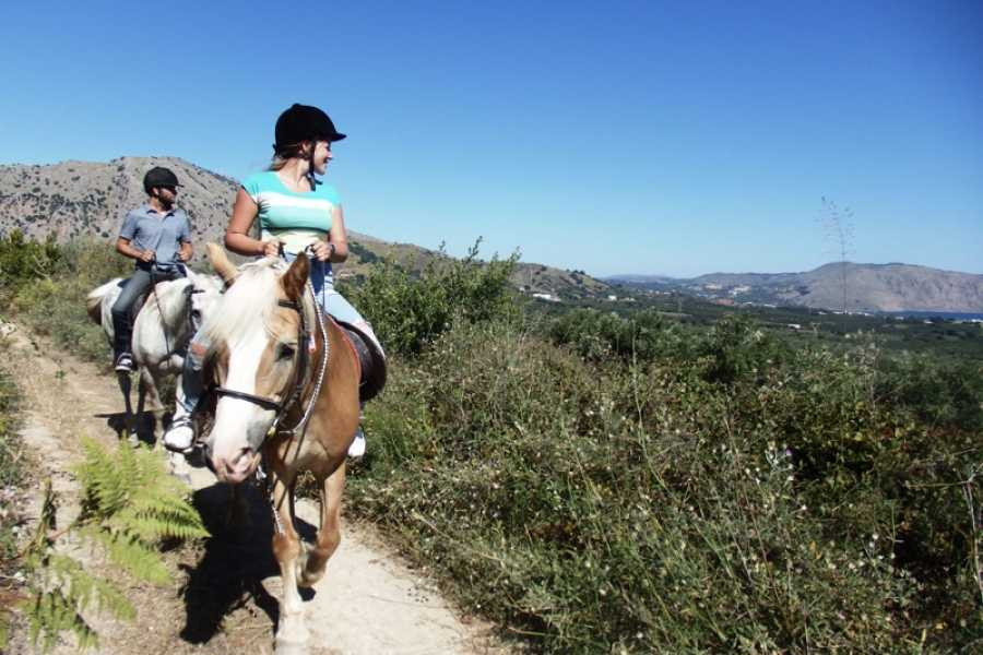 Destination Platanias HORSEBACK RIDING - For Kids