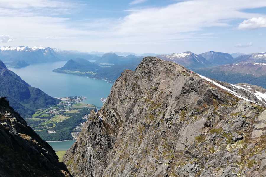 Romsdal Reiseliv og Handel Romsdalseggen - enveis buss billett til Vengedalen