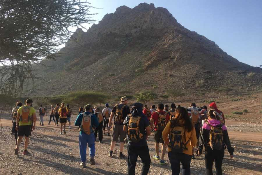 Absolute Adventure Dibba Peak Trek