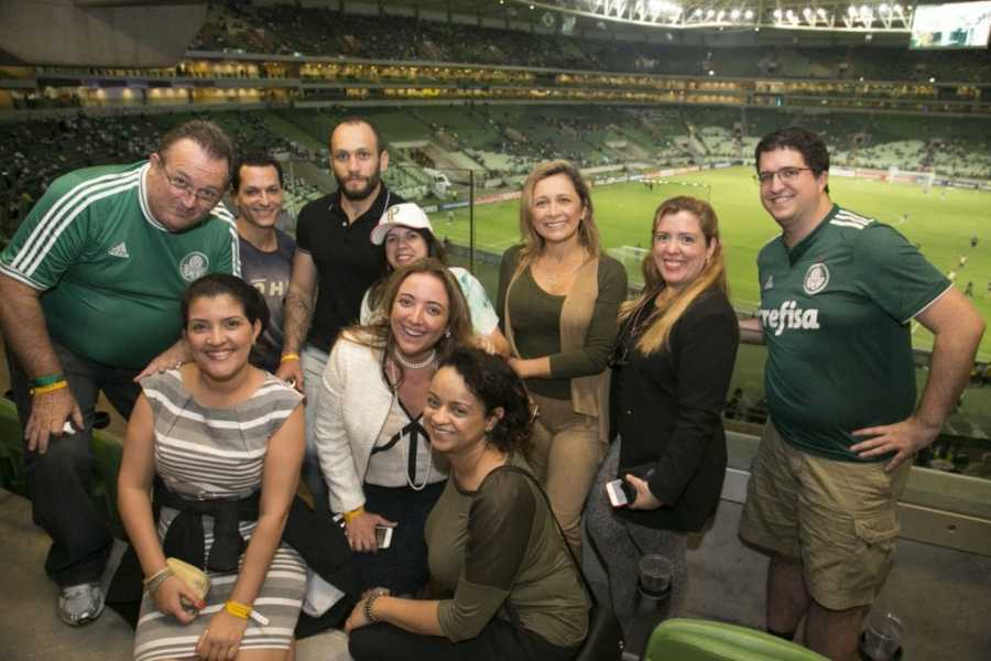 Around SP SOCCER MATCH IN A VIP BOX (5H)