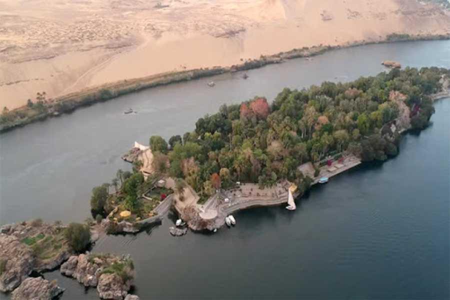 EMO TOURS EGYPT Private tour to Elephantine Island in Aswan